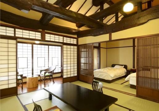 宿泊室の写真