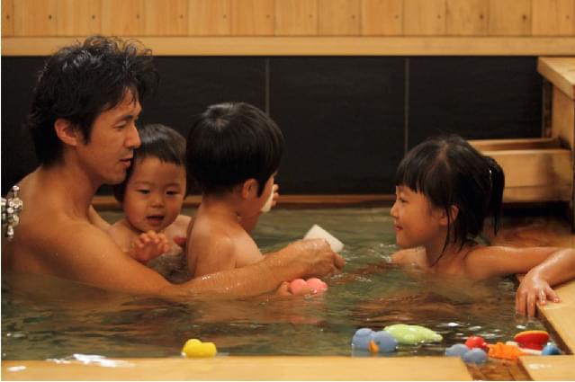 お風呂の写真1