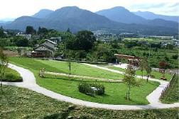 山王山公園の写真