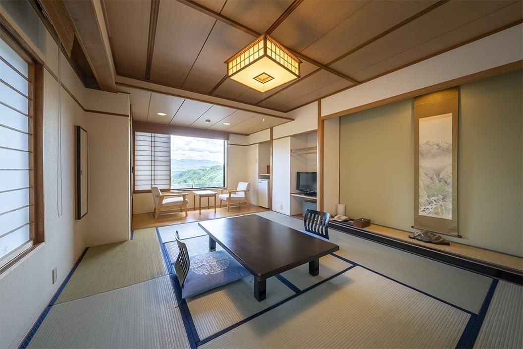 和室【展望保障】10畳広縁付|5階or6階