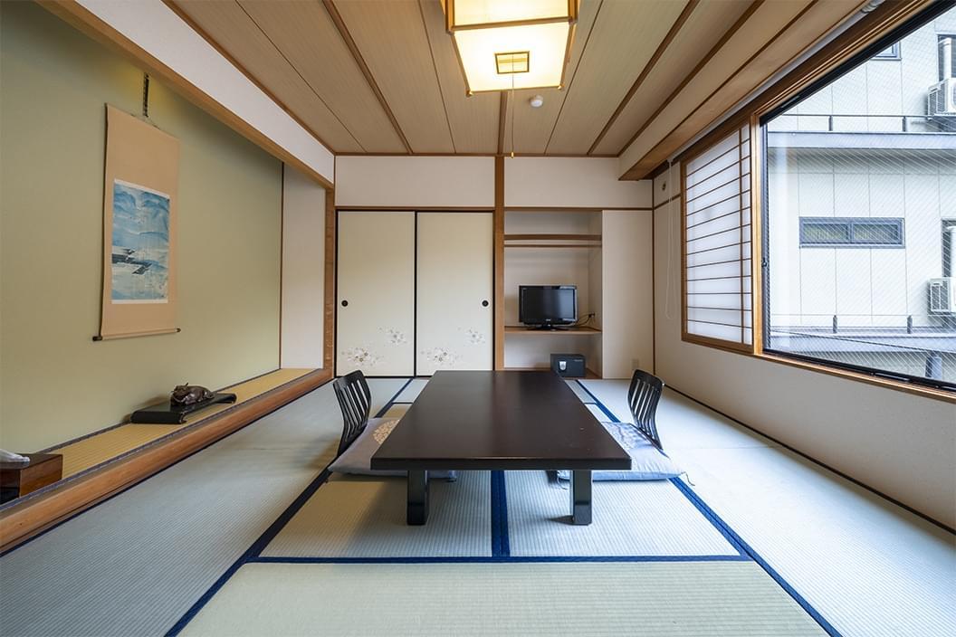 【眺望なし】和室10畳の画像1