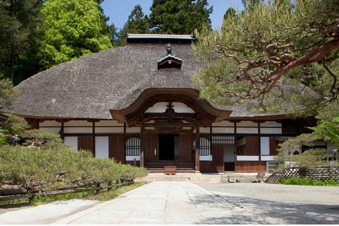 常楽寺の画像